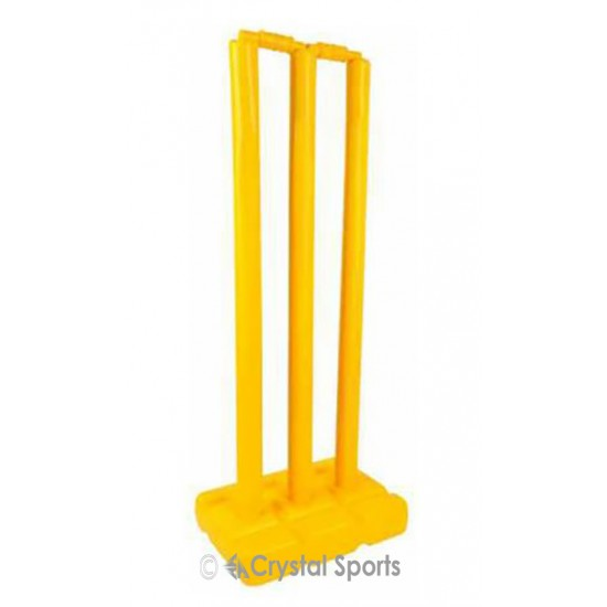 Crystal Sports Plastic Stump Set With Bails