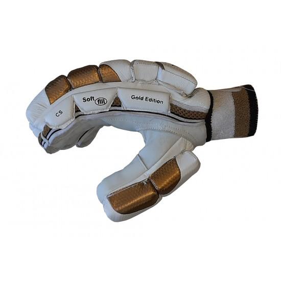 Crystal Sports Gold Edition Batting Gloves