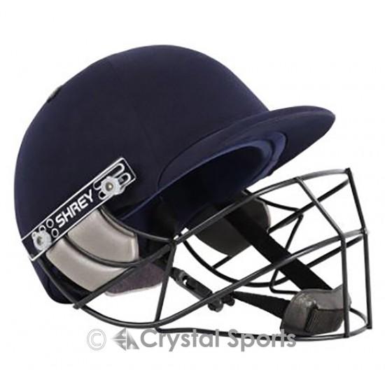 Shrey Premium 2.0 Cricket Helmet With Mild Steel Visor