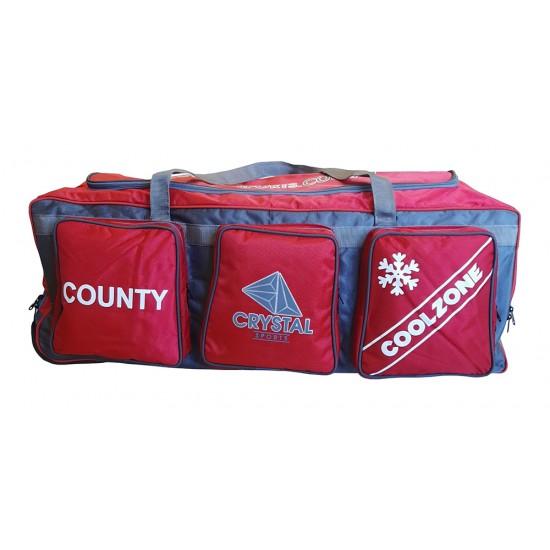 Crystal Sports County Cricket Kit Bag
