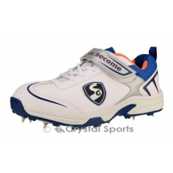 SG Xtreme 5.0 Metal Spikes Cricket Shoes