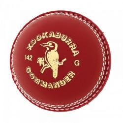 Kookaburra Commander 2-Piece Plastic Cricket Ball