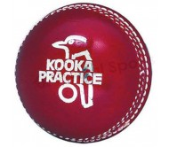 Kookaburra Practice 2-Piece Leather Cricket Ball
