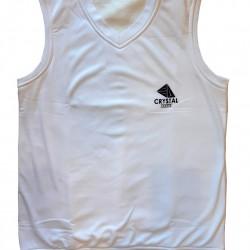 Crystal Sports Cricket Sleeveless Sweater