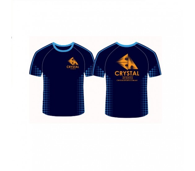 Custom made sublimation t shirts for clubs any colour design for Custom made sport shirts