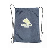 Crystal Sports Drawstring Shoe Bag