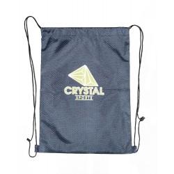 Crystal Sports Drawstring Shoe Bag